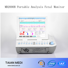 MD2000B Auto Anlysis Digital Fetal Monitor With Workstation