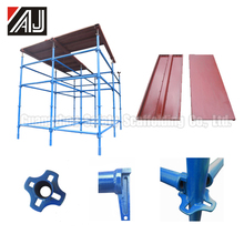 New Design Concrete Slab Roof Formwork Scaffolding System