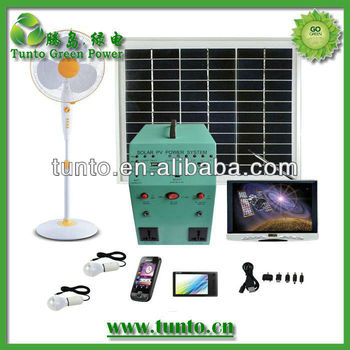 220V solar power system for small homes,DVD TV,laptop,computer
