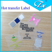 Military vehicles chinese toy manufacture heat transfer labels for kids