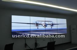 2013 Top Quality 12 panel(3*4) LCD video advertising wall monitor
