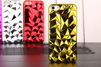 2013 New arrival 3D bling luxury cover case for iphone 5