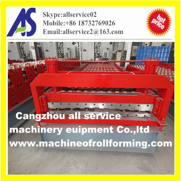 Hot sale russia type metal roof panel roll forming machine for sale