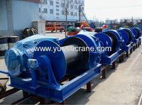 0.5 ton ~ 65 ton electric winch for marine