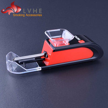 005RE LVHE Automatic Filling Cigarette Rolling Machine with Hopper