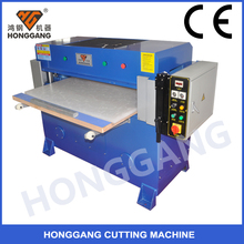 honggang leather gloves cutting machine
