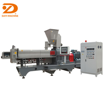 Dayi Multi Grain Cheese Puffs Snacks Food Making Machine