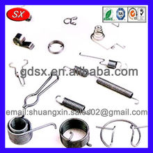 Customized small torsion spring for Furniture/toys,garage door torsion spring in dongguan China through ISO9001