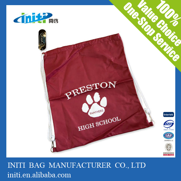 alibaba express colored drawstring trash garbage bag