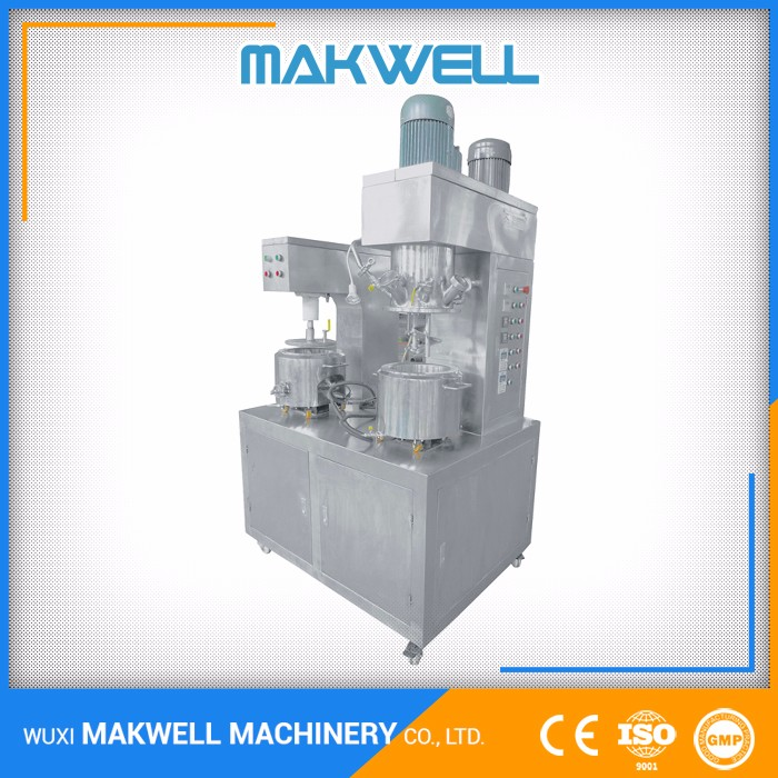 Onsite Checked Supplier Cheap Double Vacuum Planetary Mixer