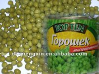 Canned Green Peas in 425ml tin