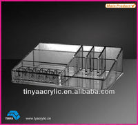 Morden Design Professional Cosmetic Acrylic Display Cases Wholesale