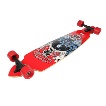 2017 new design top sale high quality cheaper longboard