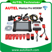 Maxisys Pro Autel MS908P Bosch Kts Universal Car Scanner With Wifi + Autel J2534 Online Programming Tool Wholesale Price