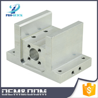 OEM CNC Machined Aluminum Parts, CNC Part, Central Machinery Parts