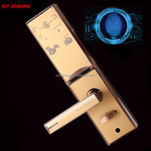Cheapest Magnetic Types Of Door Lock Keys With 3-in-one Way Unlock