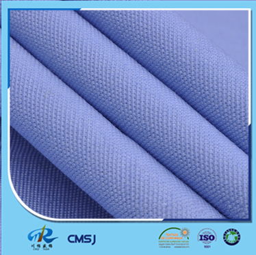 Wholesale heavyweight poly cotton canvas duck fabric for work uniforms