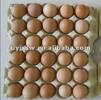 stackable egg tray design