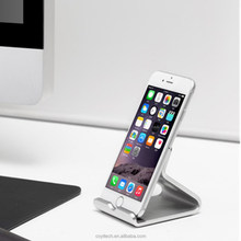 Mini Universal Metal Aluminium Alloy Mobile Phone Holder Cellphone Tablet Desk Mount Stand For iPhone Ipad Cell Phone
