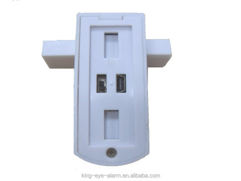 Door/Window magnetic switch Wireless door sensor without antenna