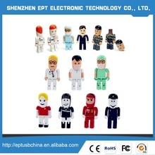 Best Price Plastic character usb flash drive cover