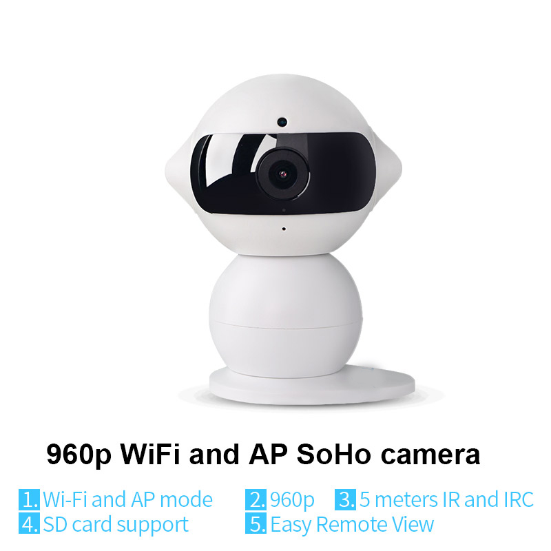 Factory direct wireless cctv camera baby monitor with system home security long range