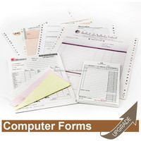 Hong Kong Manufacture NCR Computer Form Paper