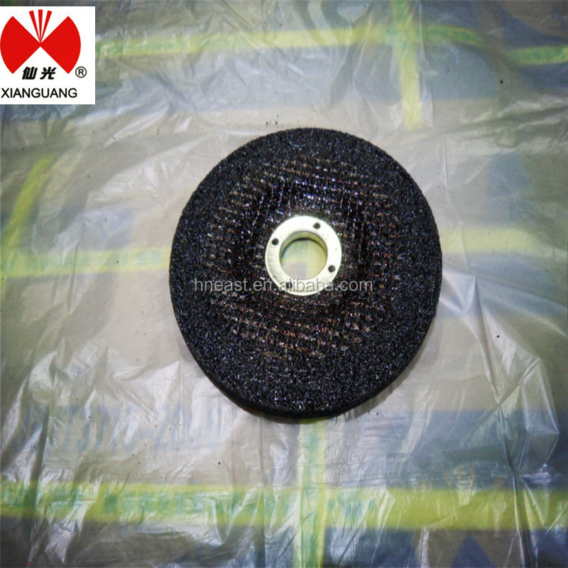 "Lower oscillation 5"" 125mm abrasive grinding disc for stone"