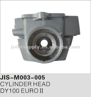 Motorcycle parts & accessories cylinder head for DY100 EURO II