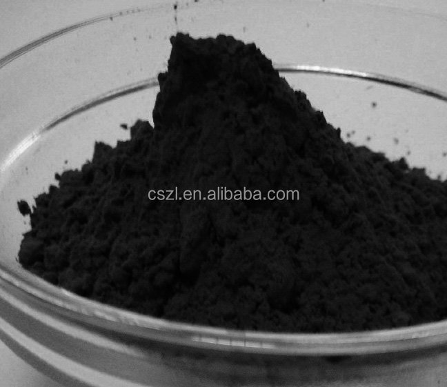 318 92% iron oxide black stains ceramic pigmentsfor ceramic metal painting and coating