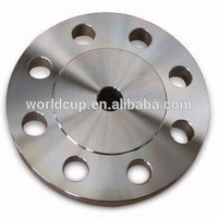 Professional 300lb pipe fitting spade blind flange with great price