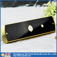 China-made decorative backlit acrylic panel for door security system