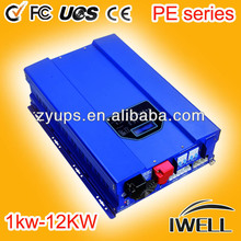 solar mobile generator off grid inverters for solar systems CE Approved Energy-saving Small Size solar power inverter