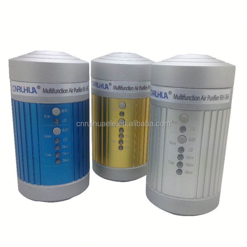 Designer low price ozone car air purifier ozone sterilizer