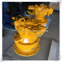 Excavator Parts Hydraulic Swing Motor M2X63, Swing Motor Assembly M2X63