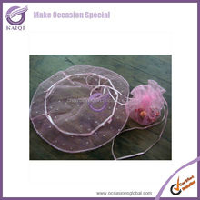 2014 new products wholesale organza candy bag gift bags