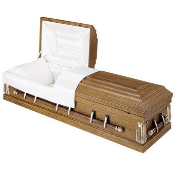 Wood Casket Plan