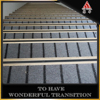 Aluminium Laminate Flooring Stair Nosing With