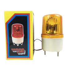 Electric forklift parts LED safety strobe warning LTE-5103 48V construction flashing emergency light