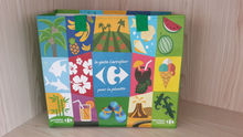 High Quality and Reusable Carrefour PP Shopping Bag,New Design ,Fresh On Sale,Made in Vietnam