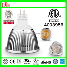 China 2014 120v 220v ul mr16 led dimmable Epistar 5w 6w led light lamp