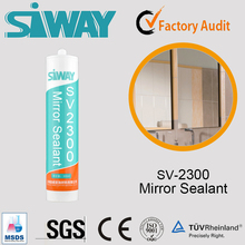 300ML Mirror Special Silicone Sealant with Anti-fungus Performance