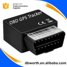 Cheap navigation gps OBD Car tracker T106 real time tracking device on free software