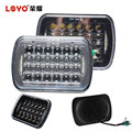 "Car Accessories 5*7 7"" Square LED Headlamp Trucks Offroad 4x4 5x7inch LED Headlight"