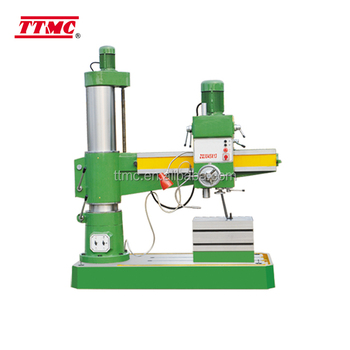 ZQ3045x12 TTMC Radial Drilling Machine Metal Drill Machine
