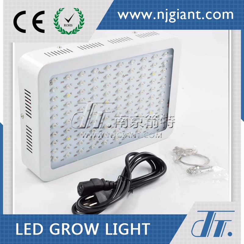 3 years warranty 9 wavelength bands UV IR full spectrum Vegetative Greenhouse Grow Led Light 300w