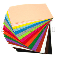 Any color 3mm thick 100 wool felt