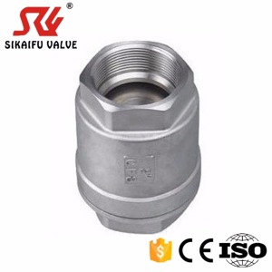 Good supplier dual plate swing check valve PN40