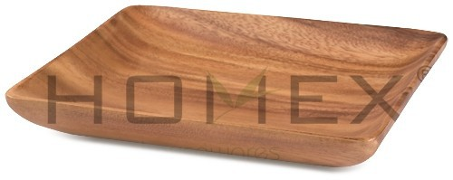 Acacia Wood Serving Plate/Serving Dish/Homex_BSCI