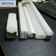 PC polycarbonate extrude led extrusion